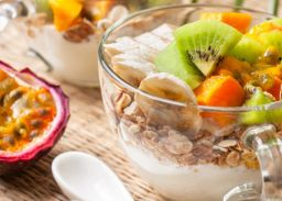 Papaya Müesli