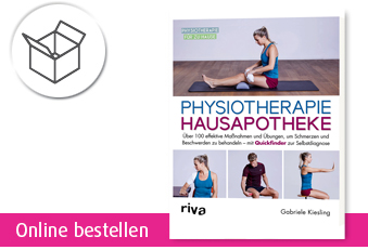Cover Physiotherapie Hausapotheke