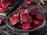 Rezept: Olgas Rote Bete-Chips