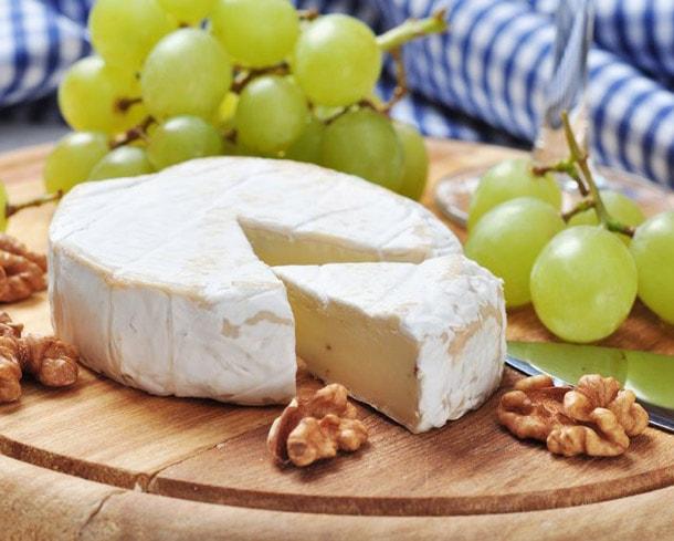 Saint albray käse schimmel