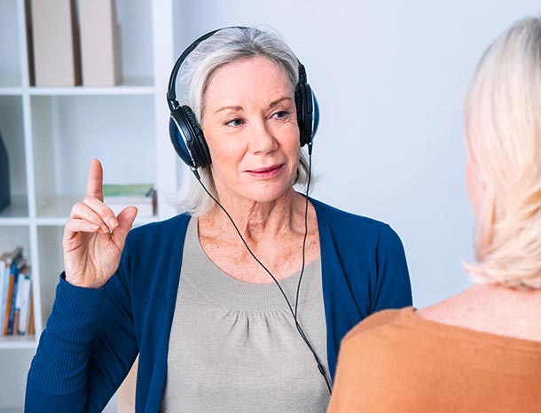 Tinnitus-Retraining-Therapie (Foto: Fotolia, Lydie)