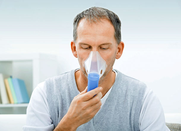 COPD Inhalation
