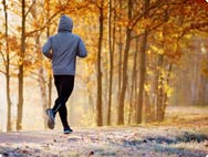 Outdoor-Sport in Herbst und Winter